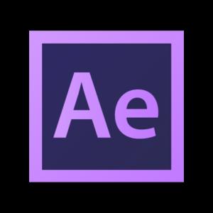 Adobe AE Logo